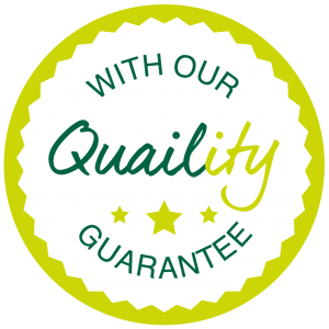 stamp-quaility guarantee