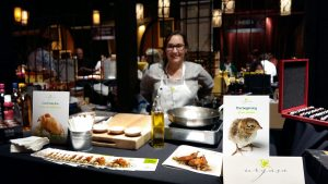 Worlds of Flavor. Success of the Spanish cuisine by the hand of Urgasa