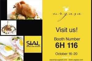 Urgasa Quail Farms at Sial Inspire Food Business 2016