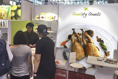Urgasa's products succeed in the Summer Fancy Food Show