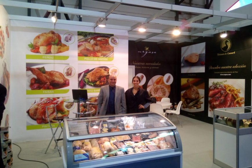 Conxemar 2016 international fair in Vigo (Spain)